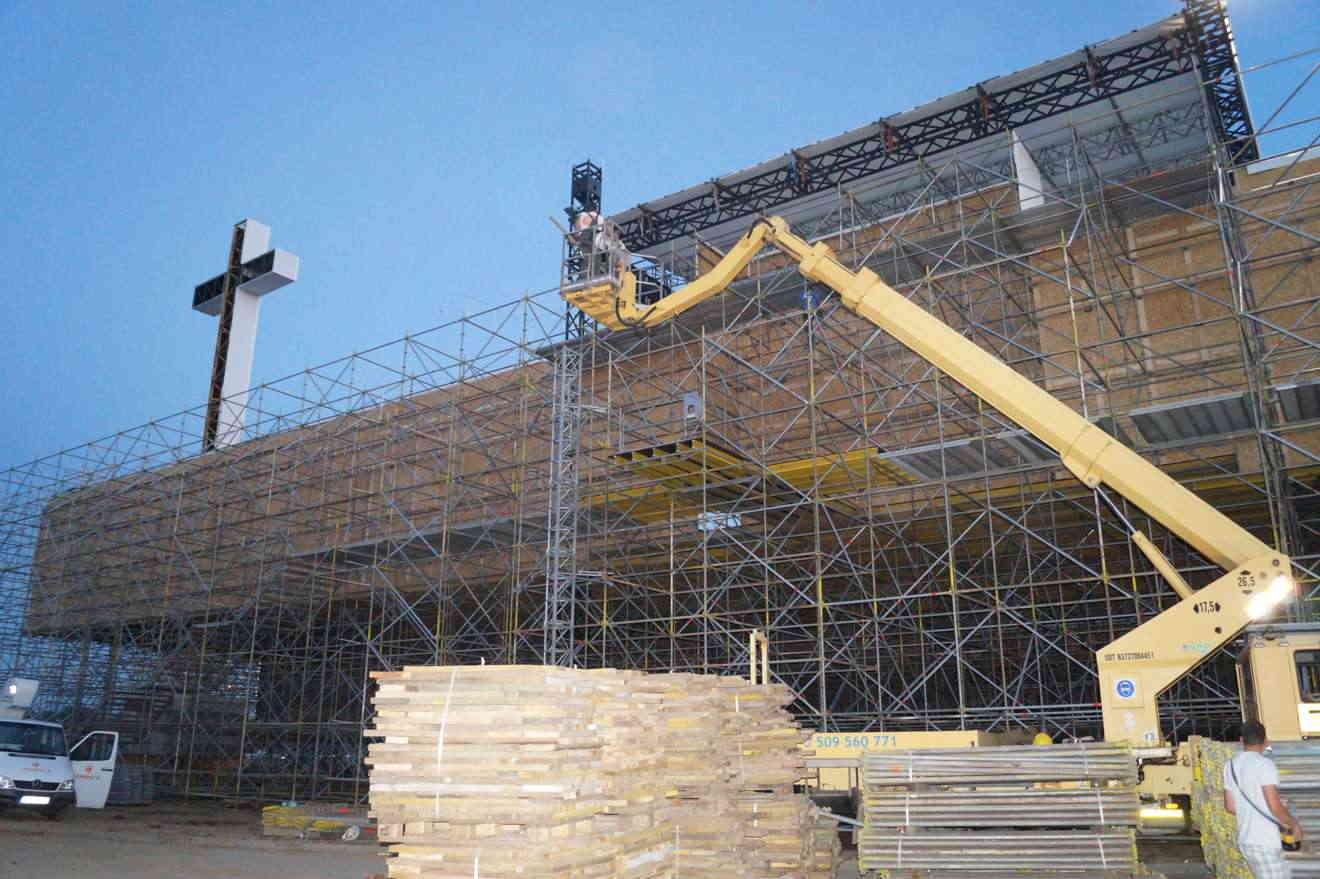 Budowa konstrukcji