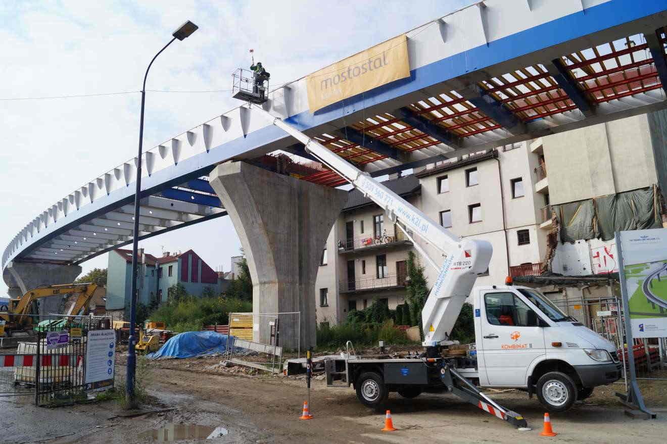 Budowa łącznicy kolejowej