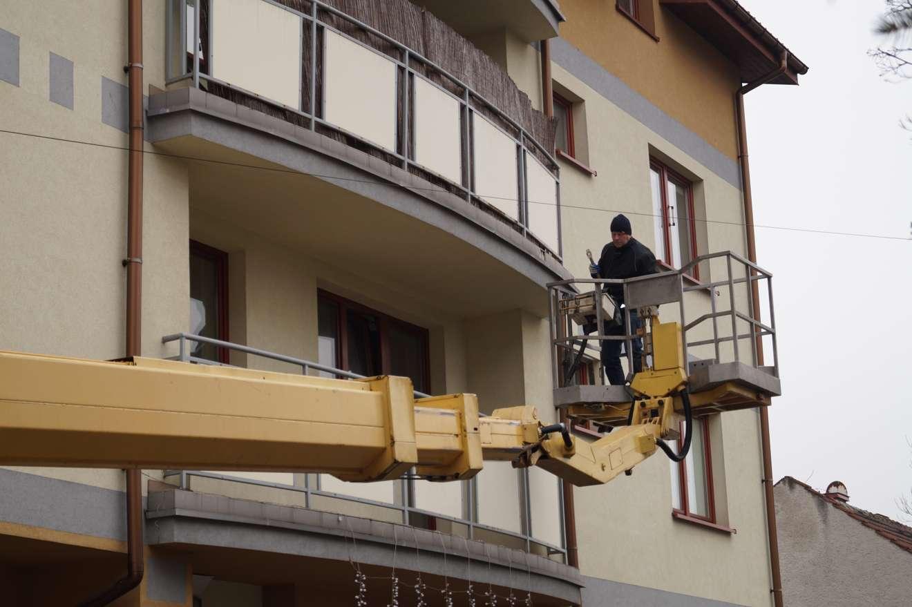 Naprawa balkonów